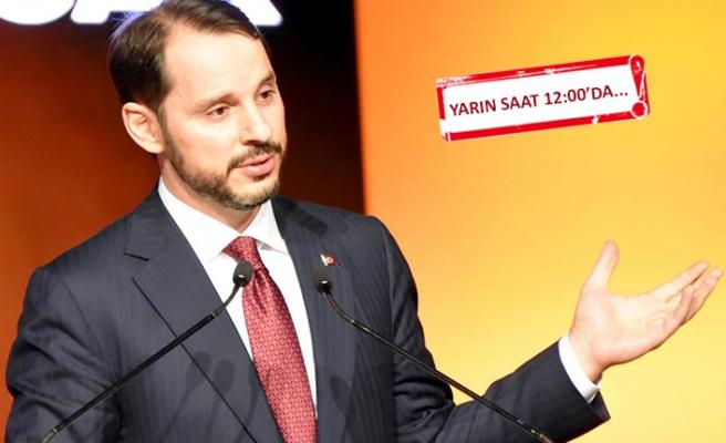 Bakan Albayrak İzmir'de