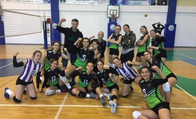 Bornova'nın kızları gurur kaynağı oldu