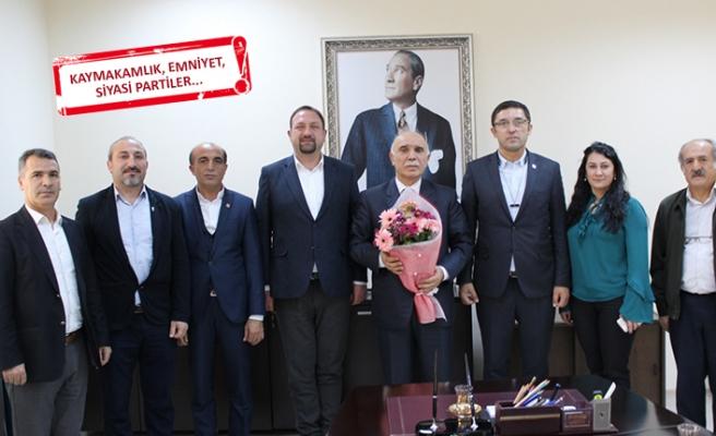 CHP Çiğli Adayı Gümrükçü, çalışmalarına hız verdi