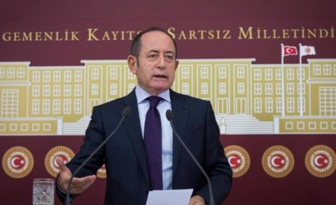 CHP'de flaş karar: Hamzaçebi istifa etti