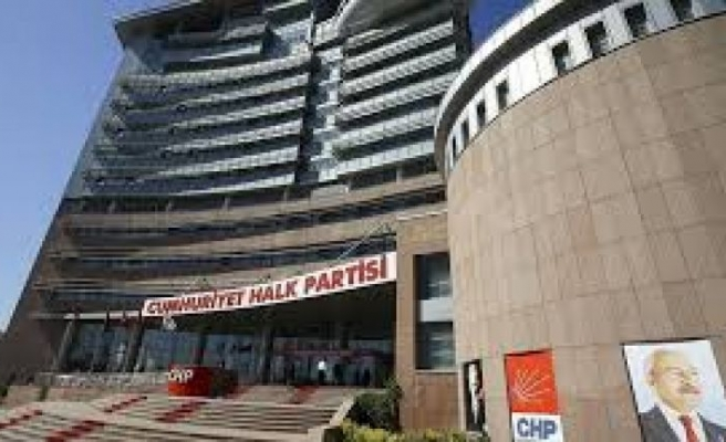 CHP'de son adaylar belirleniyor