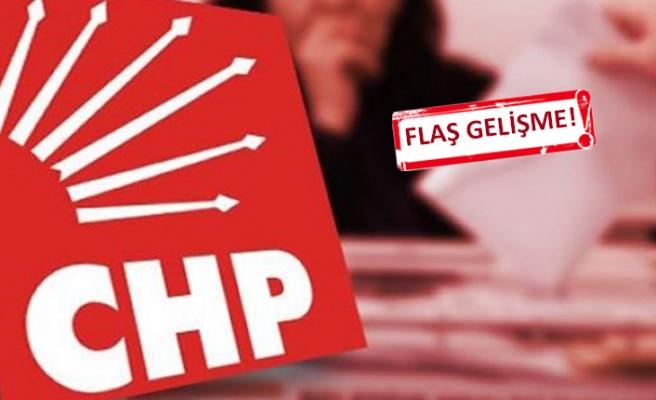 CHP İzmir'de o ilçede başkan adayı çekildi