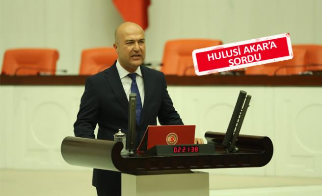 CHP'li Bakan:  AKP'nin Bakanı ayrı adayı ayrı telden..