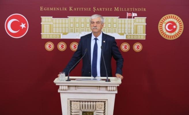 CHP'li Beko, 847 milyon 592 bin liranın hesabını sordu