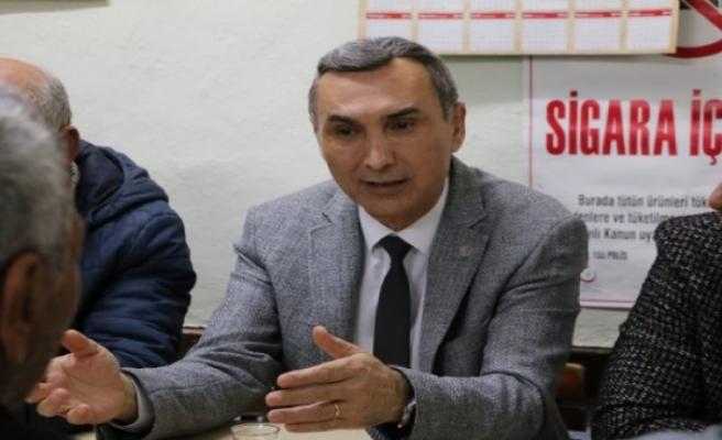 CHP'li Durmaz: Aliağa evlatlarıyla çalışacağız