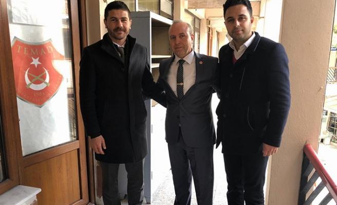 CHP'li Gürbüz, emekli astsubaylardan destek istedi