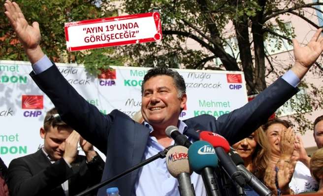 CHP'li Kocadon partisinden istifa etti