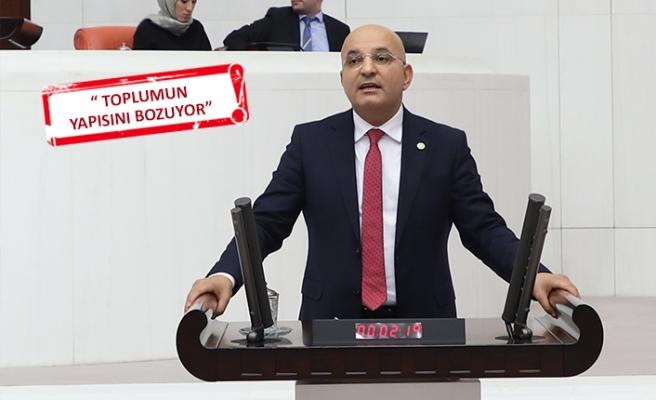 CHP'li Polat'tan siyasette 'yozlaşma' uyarısı