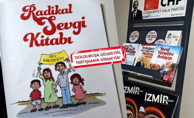 CHP'lilere yerel seçim öncesi kitapçıkla uyarı