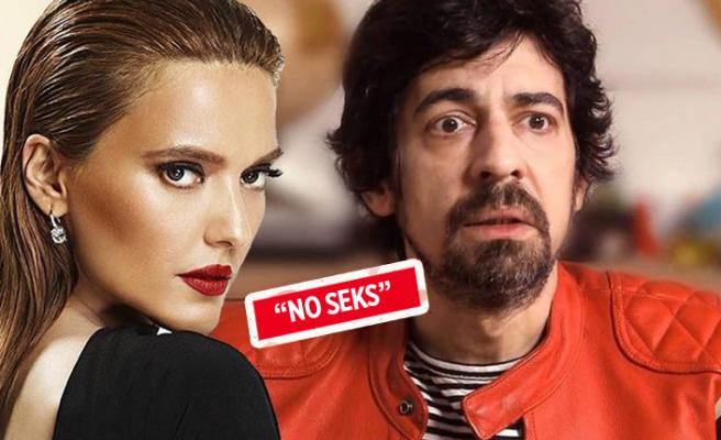 Demet Akalın'dan Okan Bayülgen'e: No seks!