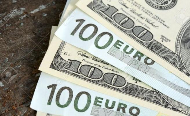 Dolar ve euroda son rakamlar