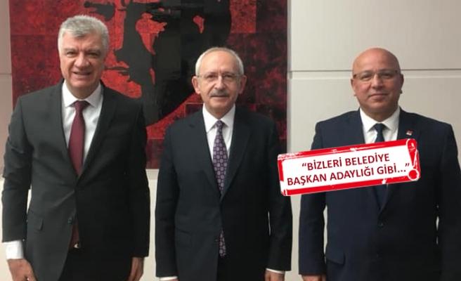 Engin'den Kılıçdaroğlu'na ziyaret