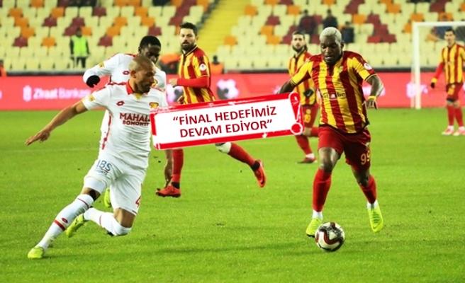 Göztepe, Ziraat Türkiye Kupası'nda da moral bulamadı