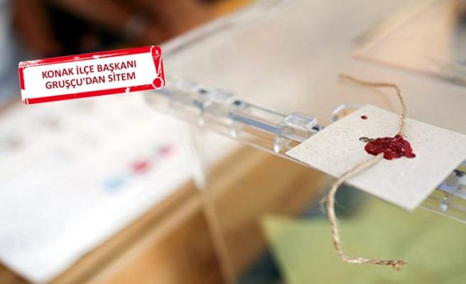 İzmir'de, 'belediye meclis üyesi' aday listeleri teslim edildi