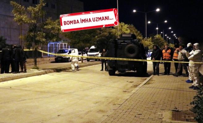 İzmir'de gece yarısı bombalı saldırı