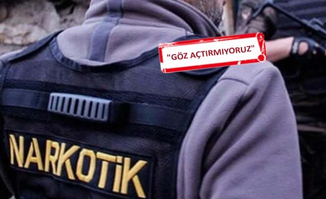 "İzmir'de ""Narko-Alan"" kıskacı: 1071 polis, 216 noktada..."
