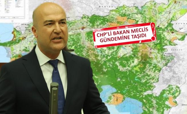 İzmir'in tarımı, ormanı talana mı açılıyor?