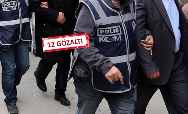 İzmir merkezli göçmen kaçakçılığı operasyonu