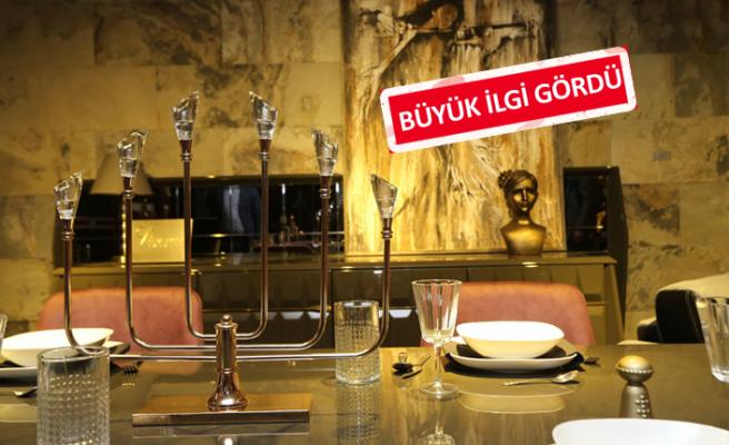İzmir mobilyası İstanbul'a damga vurdu