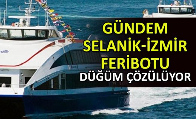 İzmir-Selanik feribotu projesi masada