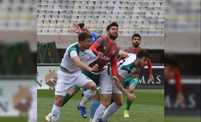 Karşıyaka: 2 - Kırşehir Belediyespor: 0