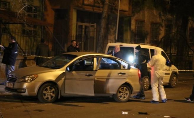 Kayseri'de sivil polise silahlı saldırı!
