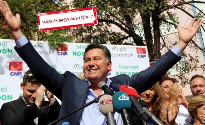 Kocadon, DP'den Muğla Büyükşehir adayı mı olacak?