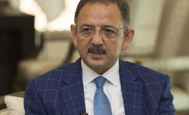 Mehmet Özhaseki'den flaş geri çekilme açıklaması!