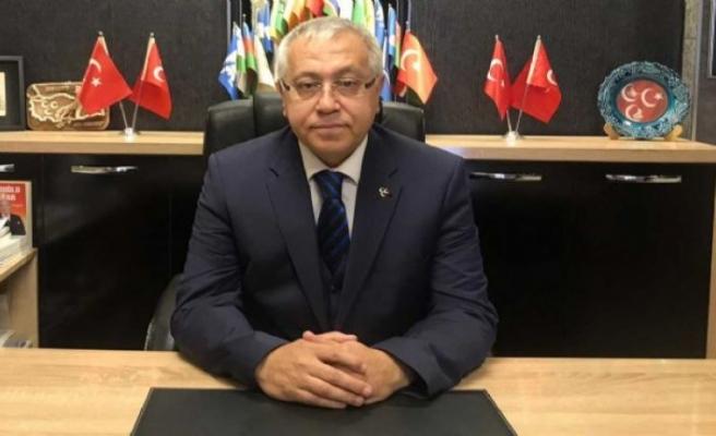 MHP Uşak İl Başkanlığında görev değişikliği