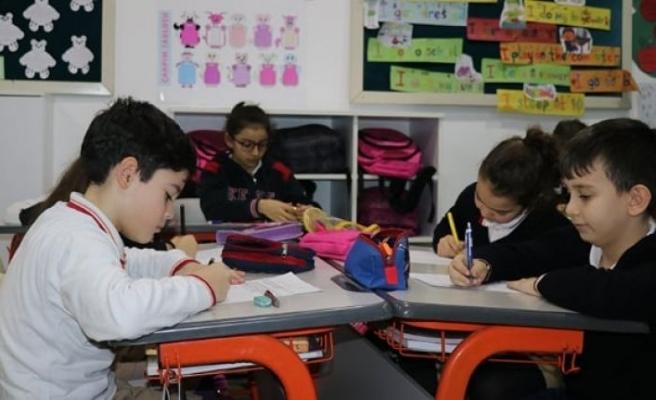 Minik öğrencilerden Mehmetçik'e 'Sevgililer Günü' mektubu