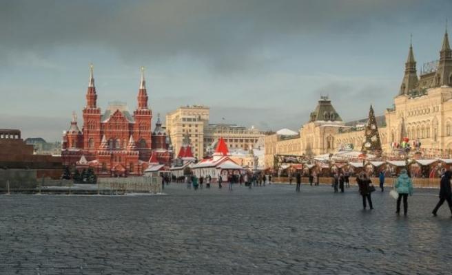 Moskova'da alarm! 30 bin kişi tahliye edildi