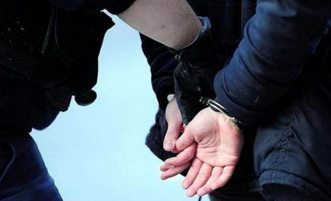 Suç makinesi cezaevi firarisi  İzmir'de yakalandı