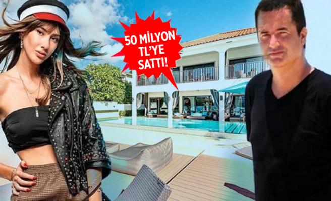 Acun, Şeyma'nın oturduğu evi sattı!