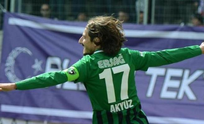 Afjet Afyonspor 1-3 Denizlispor