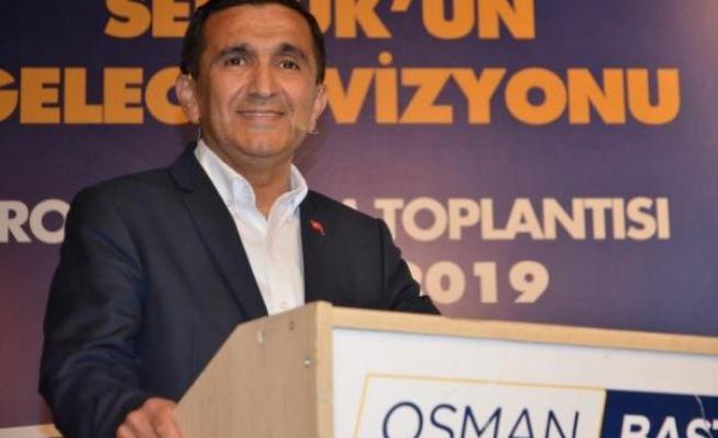 AK Parti adayı Başterzi projelerini açıkladı
