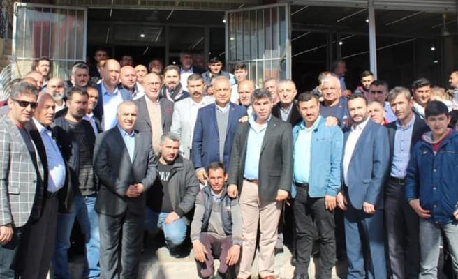 """AK Partili Doğan: """"İnsanlar canından bezdi"""""""