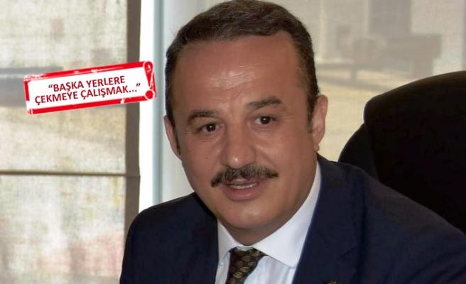 AK Partili Şengül, CHP'nin seçim bürosuna yapılan saldırıyı kınadı