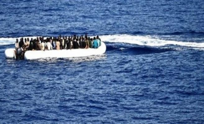 Akdeniz'de mülteci faciası: 45 ölü