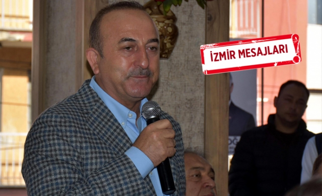 Bakan Çavuşoğlu: Bu şehir makus talihinden kurtulacak