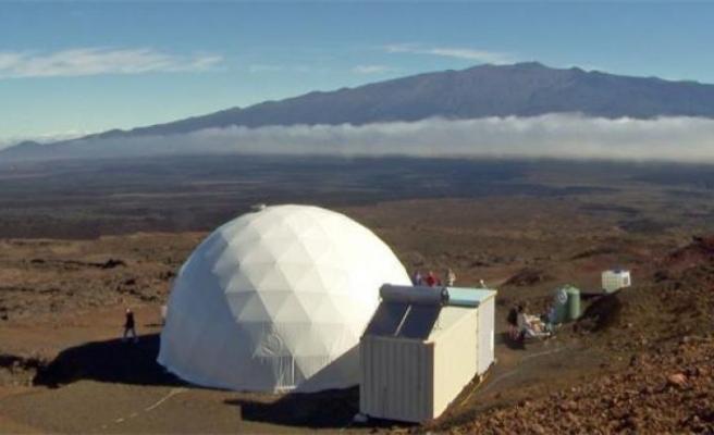Çin'in Mars simülasyon merkezi açıldı