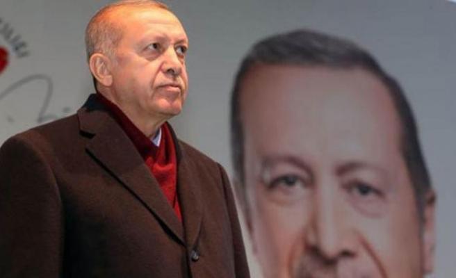 Cumhurbaşkanı Erdoğan'dan 18 Mart mesajı