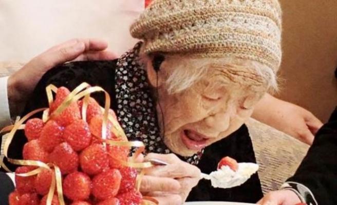 Dünyanın en yaşlısı
