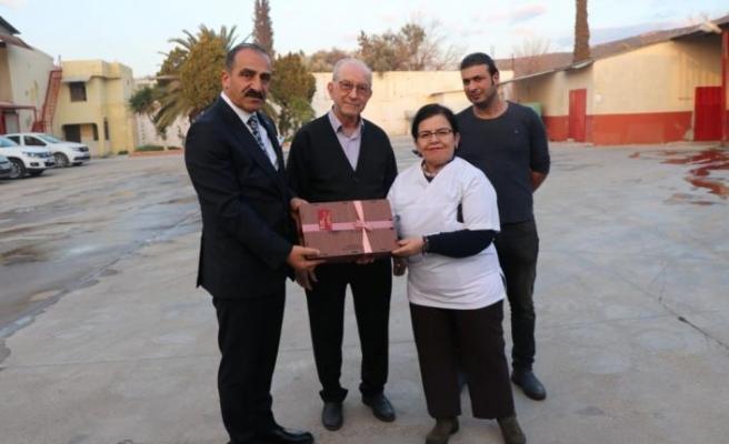 Ege Yaş Meyve Sebze İhracatçıları Birliği üye ilişkileri ekibi kurdu