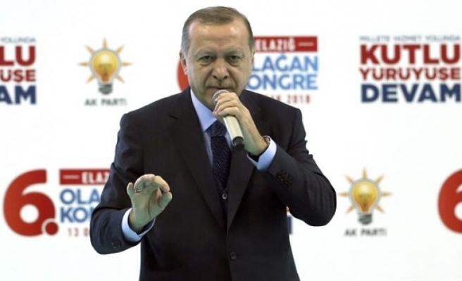 Erdoğan'dan, Akşener'e tepki: Bunun adı hadsizliktir