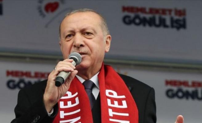 Erdoğan: Yeni Zelanda'da 3 Türk yaralandı
