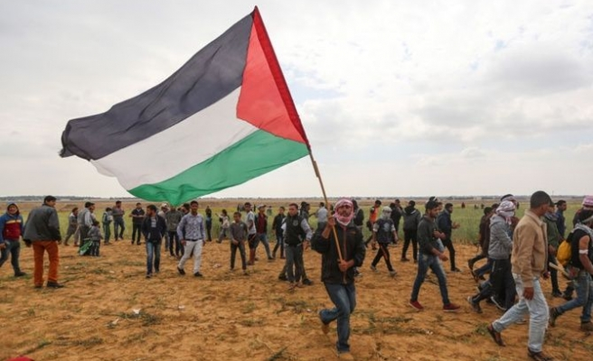 Filistin'de tansiyon yüksek! 4 ölü!