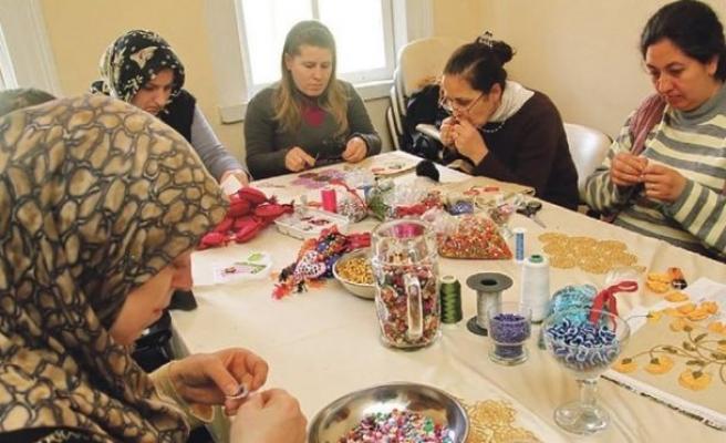 İŞKUR'dan evde çalışan kadınlara müjde!