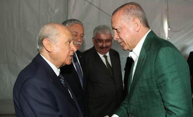 İzmir'de Cumhur İttifakı'ndan ilk ortak miting