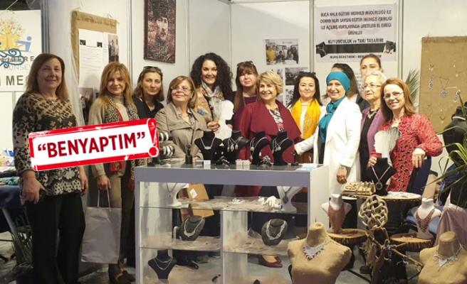 Kadın Girişimciler Kurulu Geleneksel Kadın Festivali'ne katıldı