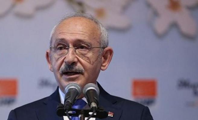 Kılıçdaroğlu: Yeni bir siyaset anlayışına ihtiyacımız var